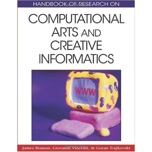 Book Cover, Computation Arts