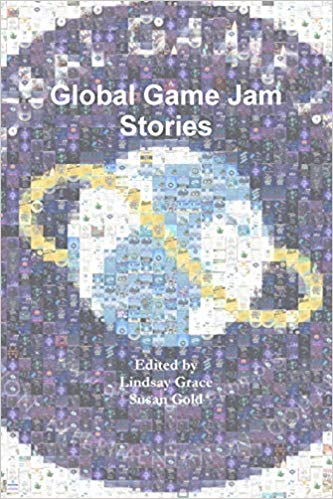 Book Cover, Global Game Jam Stories