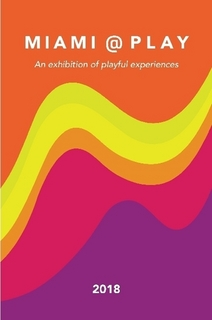 Book Cover, Miami @ Play Game Exhibit