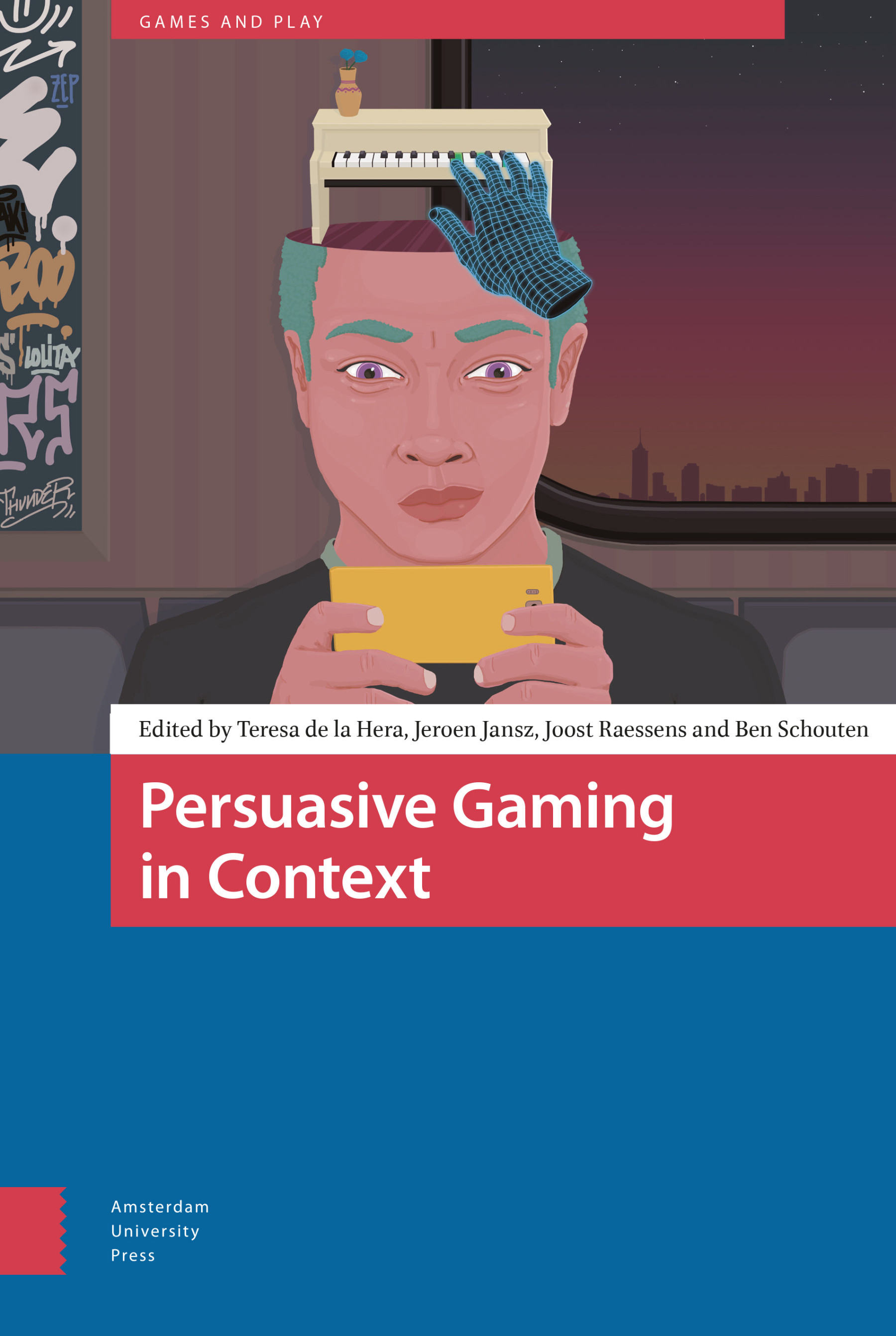 Book Cover, Persuasive Gaming in Context