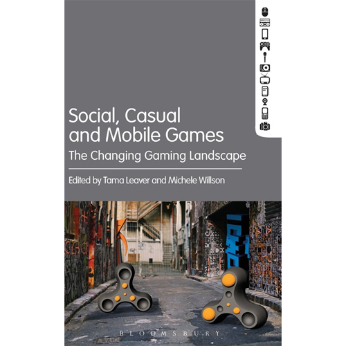Book Cover, Social Casual Mobile
